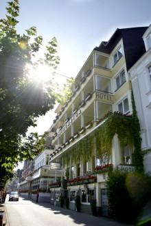 Hotel Baudobriga in Boppard