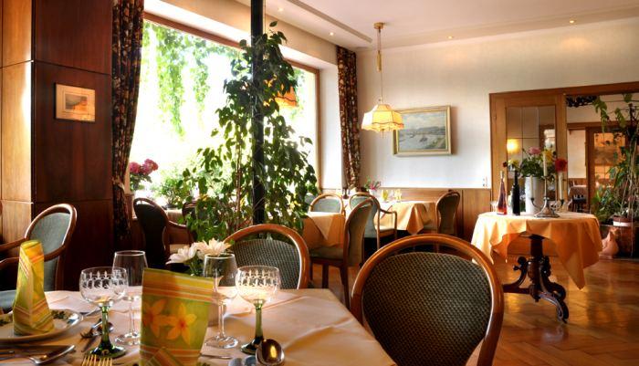 Restaurant im Rheinhotel Baudobriga in Boppard