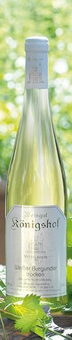 Weinempfehlung - Weissburgunder